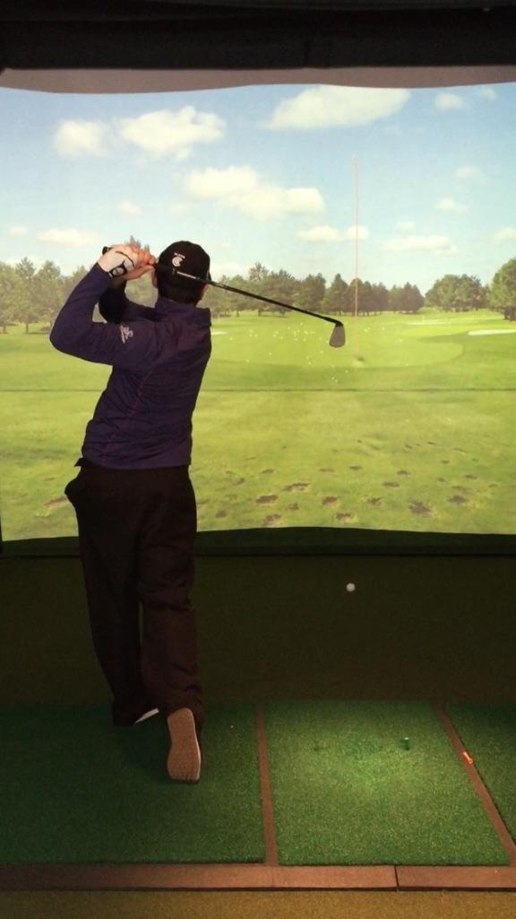 Fabio J. Colon, Golf Pro