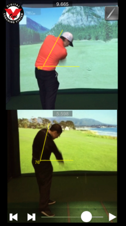 Golf Fitness Improvements